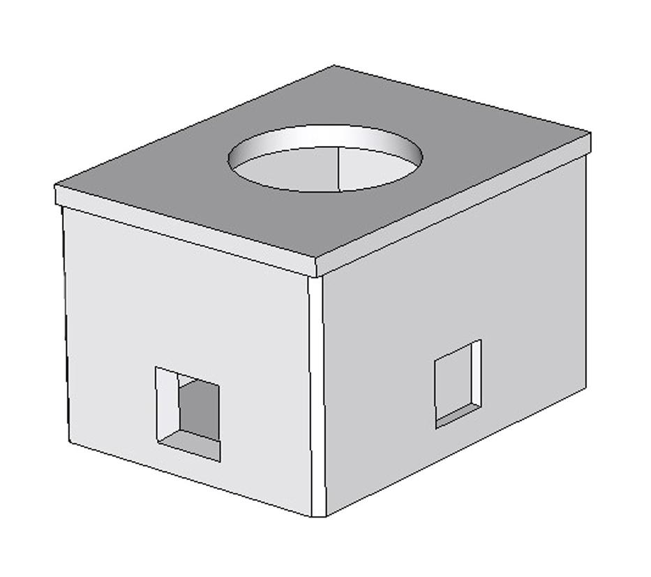 Колодец ККСр-1-10(80) ГЕК