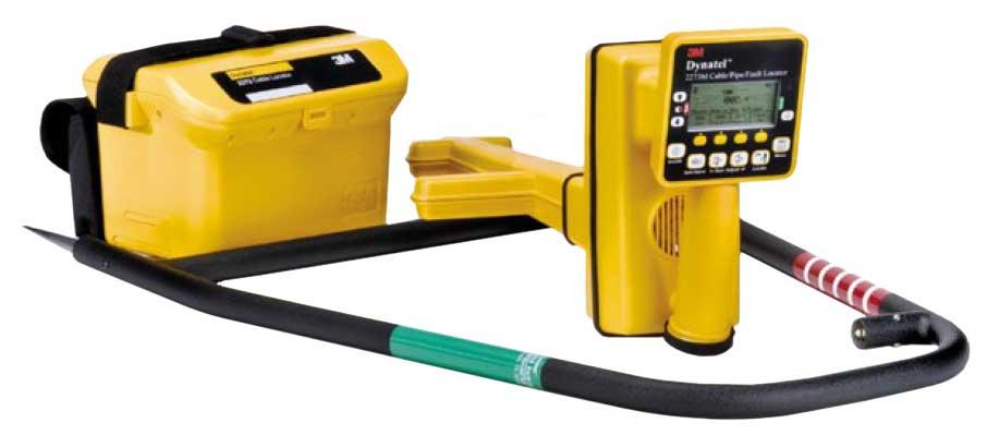 Dynatel™ 2273М-EC5W/RT трассо- повреждения- искатель, 4 частоты, 5 Вт