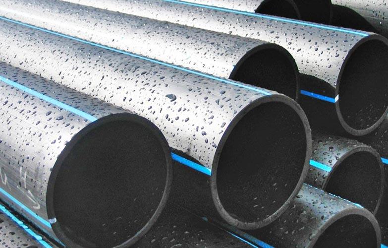 Труба напорная ПНД ПЭ100 SDR13,6 d50 х 3,7 L=100 м (бухта) ГОСТ 18599-2001 без защитного слоя Протек