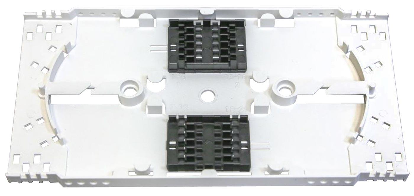 Комплект кассеты КМ-2460 (стяжки, маркеры, КДЗС 30 шт.)