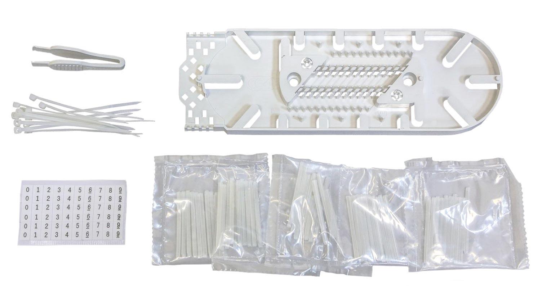 Комплект кассеты КБ48-4525 (стяжки, маркеры, КДЗС 50 шт.)