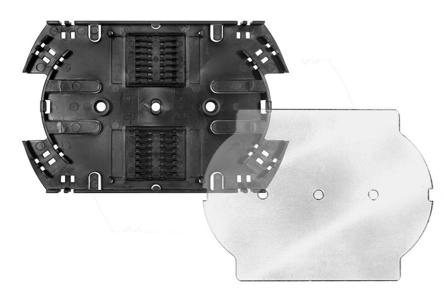 Крышка кассеты КУ (МТОК) прозрачная