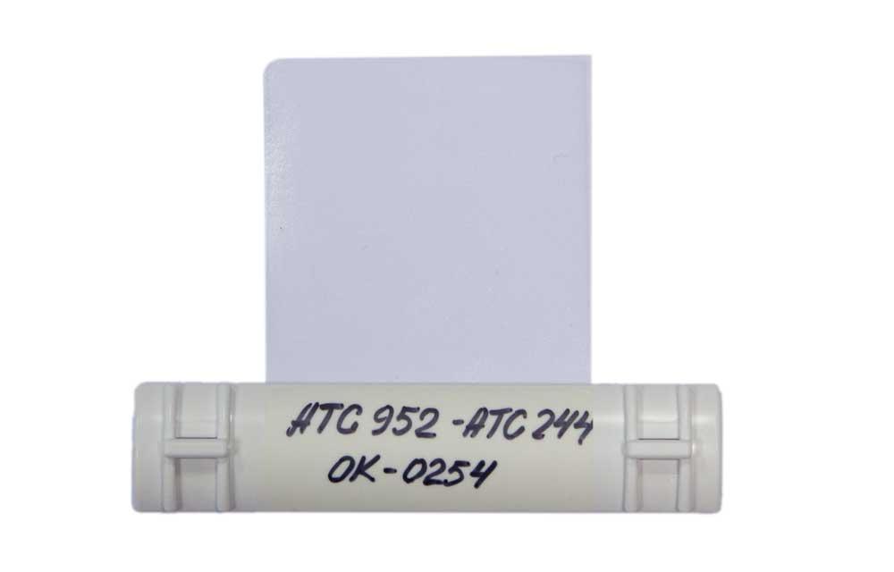 КМП Комплект маркировочный пластмассовый КМП, (1 упаковка - 50 компл.)