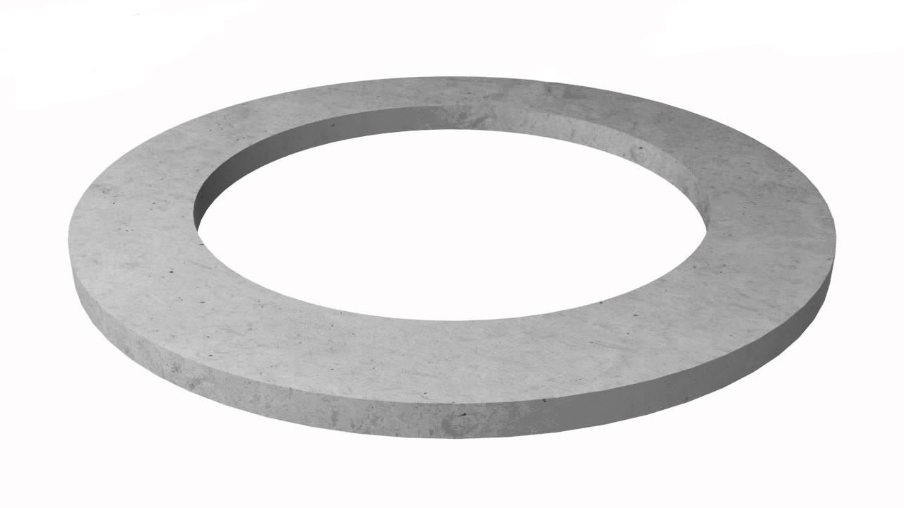 Кольцо Опорное Ко6 3.900-1-04 Вып.1
