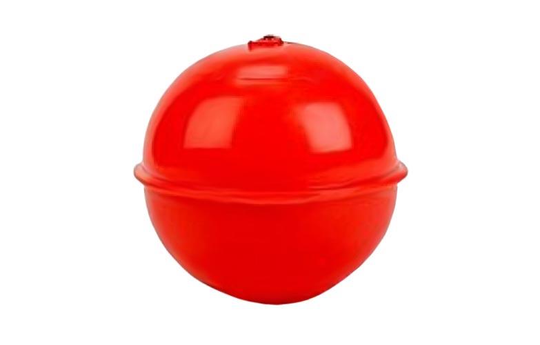 7100083775 1402CE-XR/CE — шаровой маркер для силовых линий (красный)
