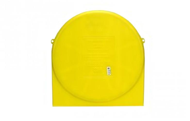 7000058689 1254-XR/ID — интеллектуальный полноразмерный маркер для газопровода (желтый)