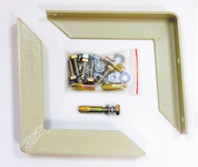 Консоль КСО-2 для установки муфт в колодцах (упаковка 2 шт)