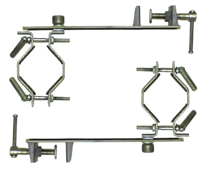 Кронштейн для монтажа муфт типа МОГ (2 шт в к-те)